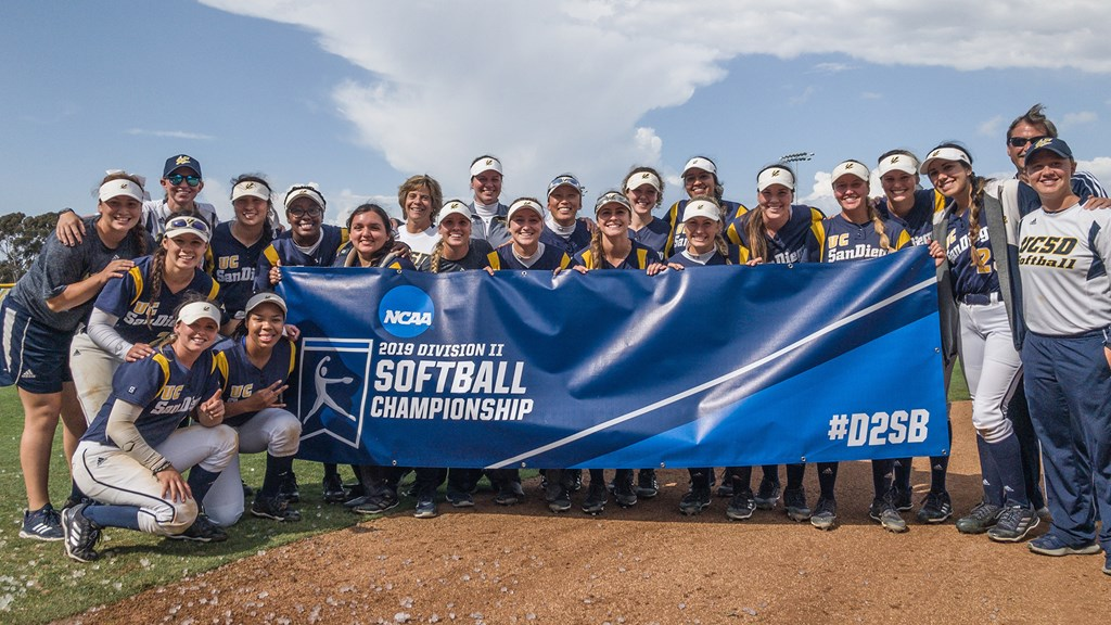 UC San Diego Moving on to NCAA Super Regionals - CCAA